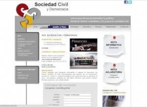Sociedad civil y democracia, el partido de Mario Conde
