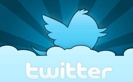 Twitter entre nubes
