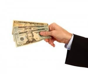 dolares en una mano  imagen gratuita free stocks photos