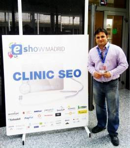Eshow Madrid 2013 viendo el marketing online del futuro Parte I