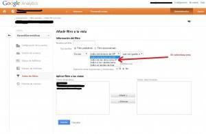 Bloquear una IP en google Analytics