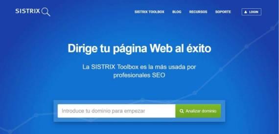 Sistrix la herramienta SEO - El blog de Rubén Salcedo
