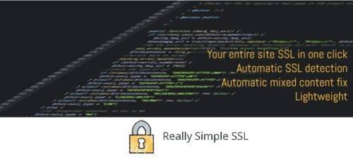 Certificado SSL gratuito really simple ssl -rubensalcedo.es