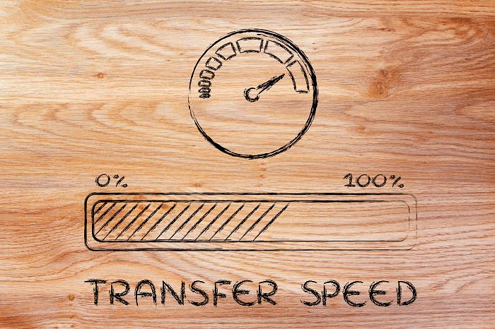 velocidad de carga de una web
